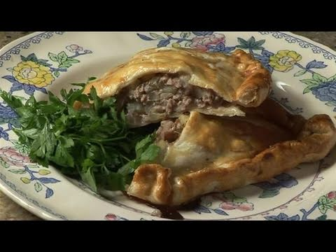 How To Create Cornish Pasty Step By Step