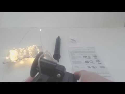 Kootek Solar LED Copper Wire String Lights Review