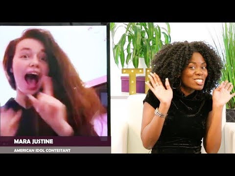 Mara Justine PREDICTS The American Idol WINNER & Talks Being Criticized By Katy Perry