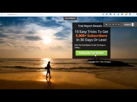How to Create Awesome Landing Pages - Wordpress Landing Page Plugin [2015]