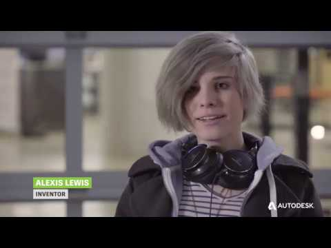 TinkerStar: Alexis Lewis, Inventor