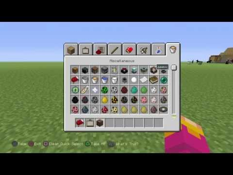 Minecraft how to build cool stuff in creative