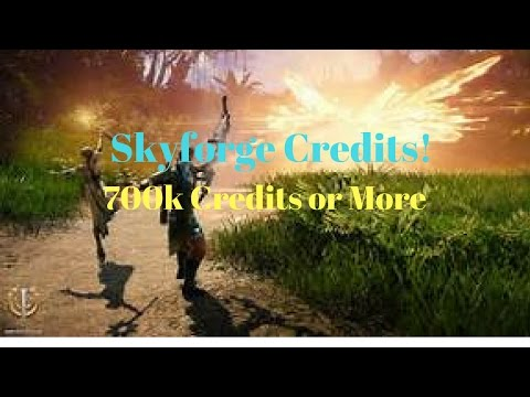 Skyforge (Ps4): Best and Fastest Way to Get Credits