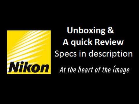 Nikon Coolpix L810 Bridge Camera Unboxing And Quick Review ( Read Description)