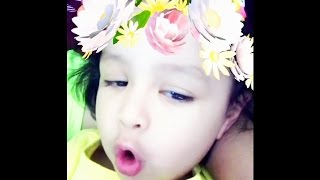 Ms Dhoni Daughter Ziva Talking To Sakshi is The Cutest Video Ever!