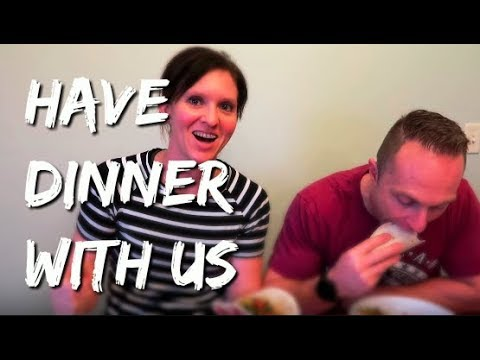 Have Dinner with Us! | Gobble Review April 2018