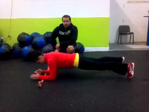 Plank Challenge: Alternating Long-Lever Plank