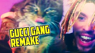 Download LIL PUMP GUCCI GANG REMAKE + FLP 🔥 (THE LUIGY SHOW #1)