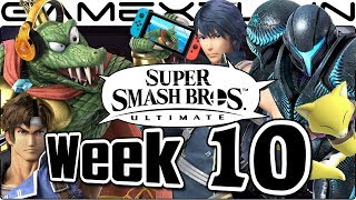 Smash Bros. Ultimate Update: Gang-Plank Galleon, Dark Samus, Richter, & Dracula
