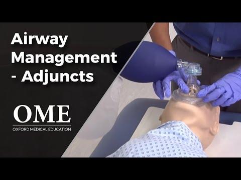 Airway Adjuncts - NPA, Guedel, BVM