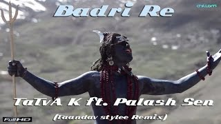 BOOM EP - Badri Re, Prabhu Ram - TaTvA K ft. Dr. Palash Sen [Taandav Stylee Remix]