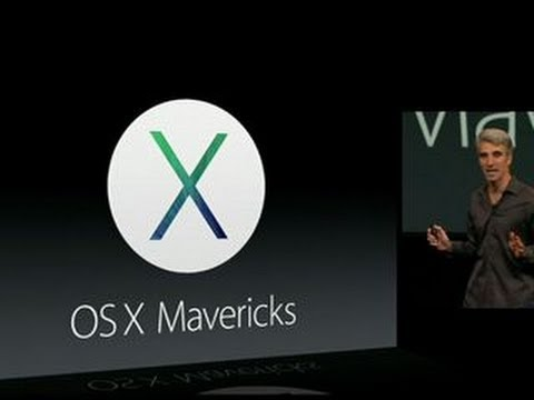 CNET News - Apple releases free OS X Mavericks