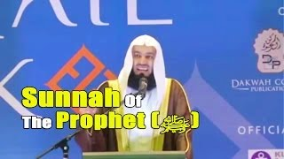 Sunnah Of The Prophet (ﷺ) - Mufti Menk