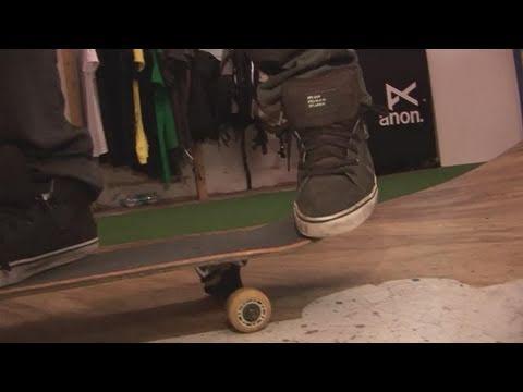 How To Shove It In Skateboarding