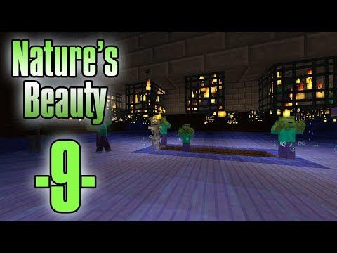 Dansk Minecraft - Nature's Beauty #09 - Sindsyg mob spawner (HD)