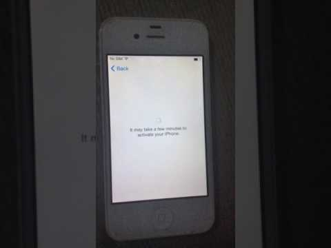 How to Activate iphone 4s without sim?