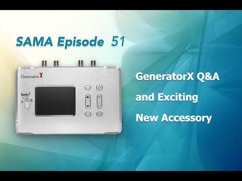 [SAMA] Episode 51: GeneratorX Q&A and Announcing A New Biofeedback Accessory