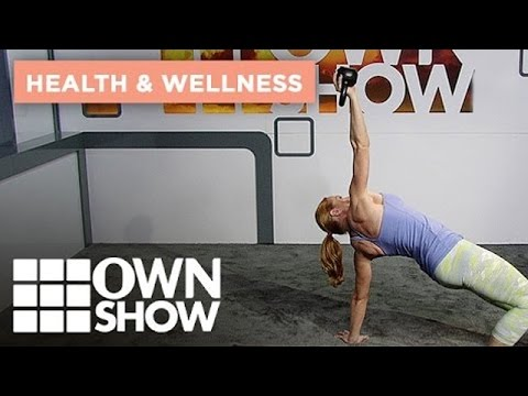 The Exercise To Help Get Out Of Bed | #OWNSHOW | Oprah Online