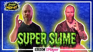 WWE Moustache Mountain's Tyler Bate Super Slimed | Saturday Mash-Up