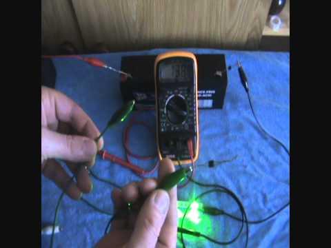 Reducing Amp Draw