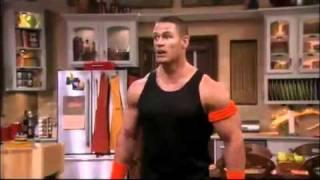 John Cena -vs- Jackson Stewart (Hannah Montanah Forever)ANG