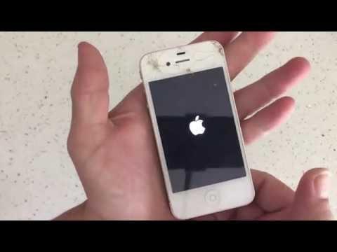 IPHONE 4: BLACK SCREEN OF DEATH / BLACK SCREEN / UNRESPONSIVE : NO PROBLEM!