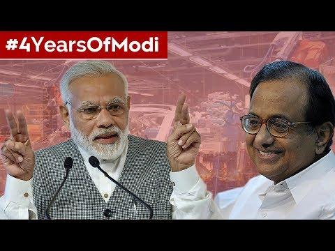 Reality Check: P. Chidambaram on Four years of Modi govt. | Karan Thapar