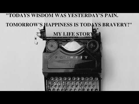 My Life Story   Sonal Maherali