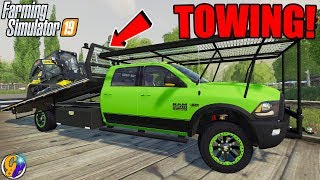 SPENCER TV IS SCARED OF WILD BILL REPO NEW 2019 RAM PICKUP T