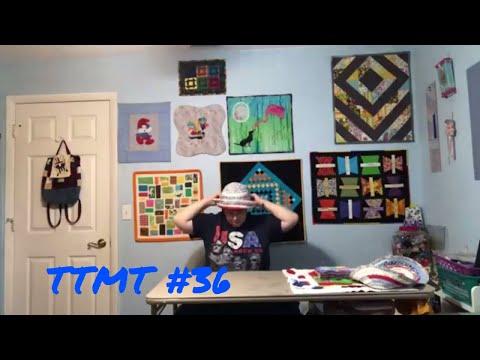 TTMT #36   A basket or a hat?