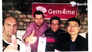 Gem4me. Presentation in Korea, March 2017/корейский/