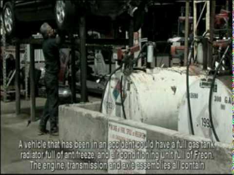 Auto Recycling Video Explaining Benefits