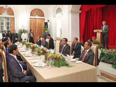 32nd ASEAN Summit Working Dinner