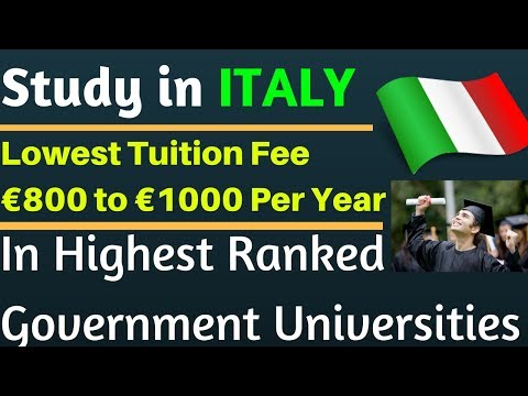 Study in Italy || Documents Required For Student Visa of Italy