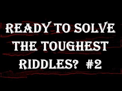 10 Toughest Riddles #2