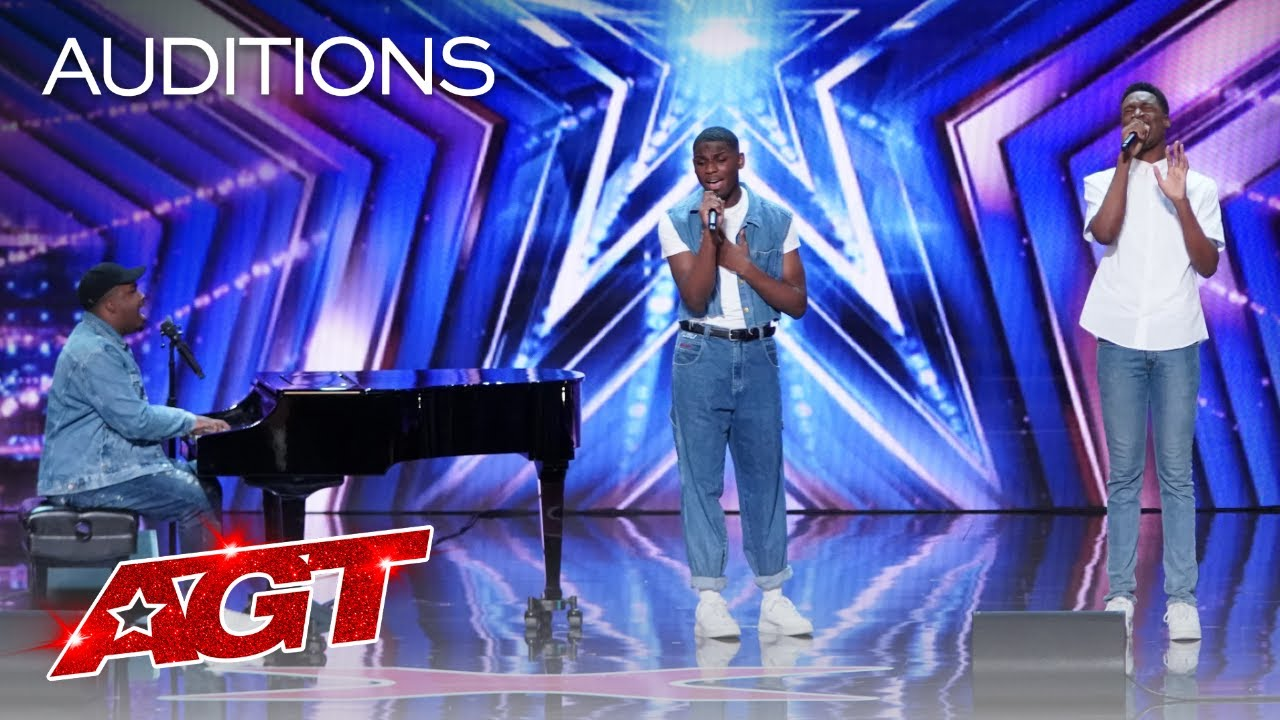 """Early Release: 1aChord Sings an Emotional Cover of """"Fix You"""" by Coldplay - America's Got Talent 2021"""