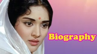 Vyjayanthimala - Biography
