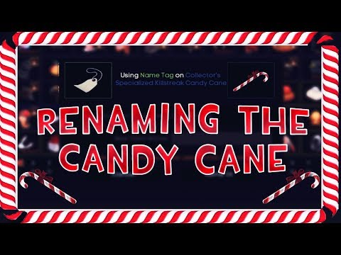 TF2 - It FINALLY Happened (I Renamed The Candy Cane!)