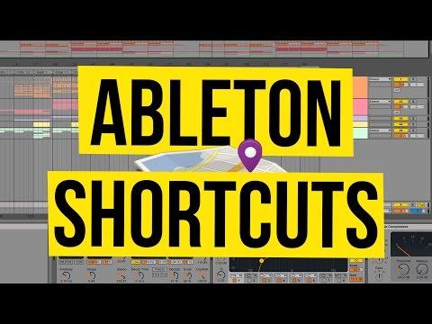 Every Ableton Shortcut [FREE PDF]