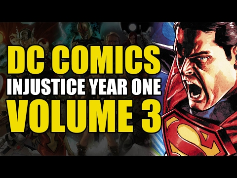 Superman vs Alfred/Batman's Butler (Injustice Gods Among Us: Year One Conclusion)