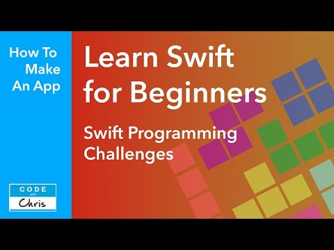 Learn Swift for Beginners - Programming Challenges