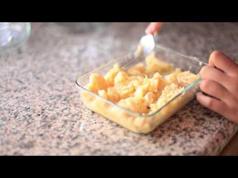 How To Make Mini Banana Muffins | Simply Bakings