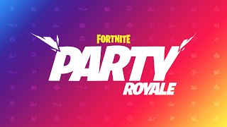 Welcome To Party Royale | Fortnite