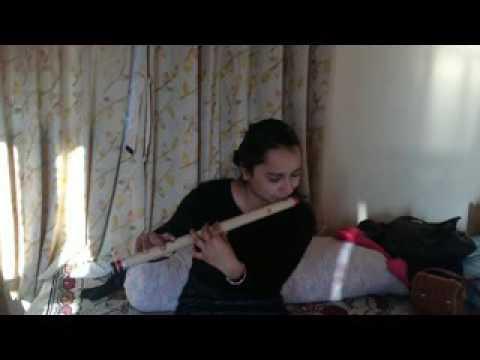 Nepali Bansuri(Flute) suntala pani by Pratiksha  gtm