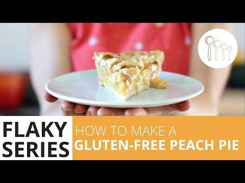 How To Make Gluten Free Peach Pie