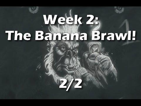 Hearthstone: The Banana Brawl! [Tavern Brawl, Week 2] (2/2)