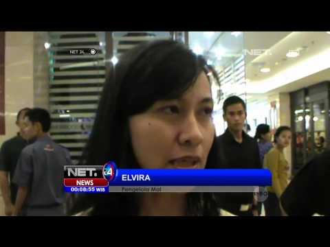 Gedung Bioskop di Sun Plaza Medan Ambruk - NET24