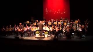 Erinnerung an Circus Renz Door KH. Ste Cecilia Meerbeke op Cecilia In Concert (02/03/2013) Solist: Laurens Maris