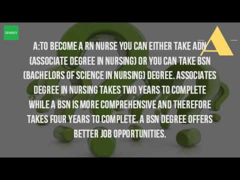 How Long Does It Take To Become A Registered Nurse In California?