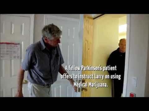 Man With Parkinson's Uses Marijuana For The First Time